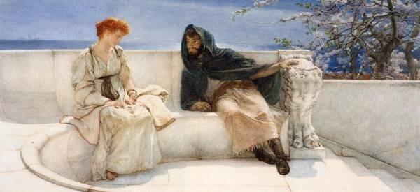 Alma Tadema A Declaration